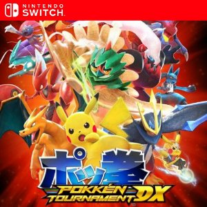 Pokkén Tournament DX - Nintendo Switch Mídia Digital