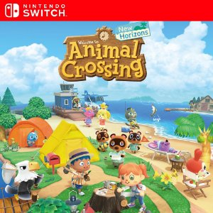 Animal Crossing New Horizons - Nintendo Switch Mídia Digital