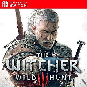 The Witcher 3: Wild Hunt – Complete Edition - Nintendo Switch Mídia Digital