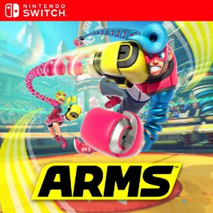 ARMS - Nintendo Switch Mídia Digital