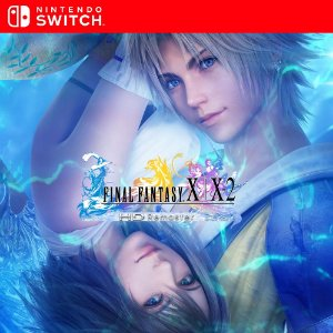 Final Fantasy X/X-2 HD Remaster - Nintendo Switch Mídia Digital
