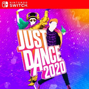 Just Dance 2020 - Nintendo Switch Mídia Digital