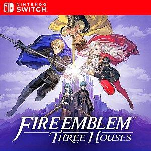 Fire Emblem Three Houses - Nintendo Switch Mídia Digital