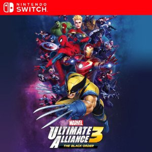 Marvel Ultimate Alliance 3 - Nintendo Switch Mídia Digital