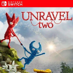 Unravel Two - Nintendo Switch Mídia Digital