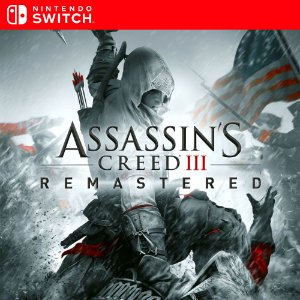 Assassins Creed III Remastered - Nintendo Switch Mídia Digital