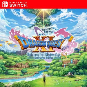Dragon Quest XI S: Echoes of an Elusive Age - Definitive Edition - Nintendo Switch Mídia Digital