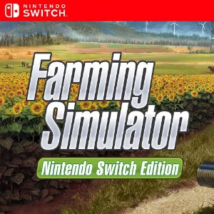 Farming Simulator Nintendo Switch Edition - Nintendo Switch Mídia Digital