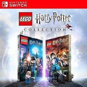 Lego Harry Potter Collection - Nintendo Switch Mídia Digital