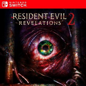 Resident Evil Revelations 2 - Nintendo Switch Mídia Digital