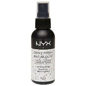 Spray fixador de maquiagem  Iluminador