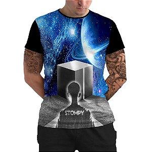 Stompy Camiseta Psicodelica Rave Trippy