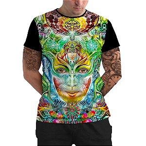 Stompy Camiseta Psicodelica Rave Trippy 19