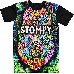 Stompy Camiseta Psicodelica Rave Trippy 43