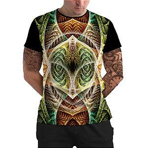 Stompy Camiseta Psicodelica Rave Trippy 52