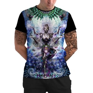 Stompy Camiseta Psicodelica Rave Trippy 65