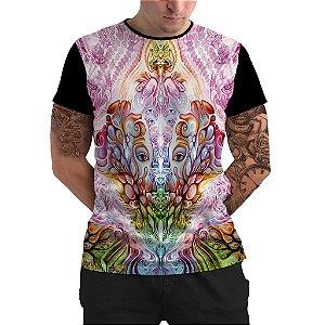 Stompy Camiseta Psicodelica Rave Trippy 66