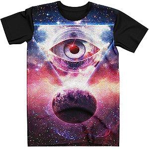 Stompy Camiseta Psicodelica Rave Trippy 74