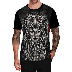 Stompy Camiseta Tattoo Tatuagem Skull Caveira 08