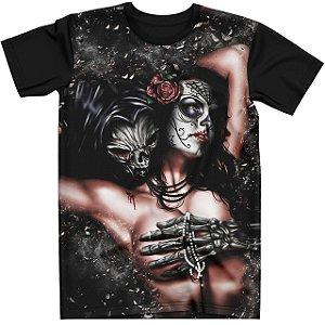 Stompy Camiseta Tattoo Tatuagem Skull Caveira 11