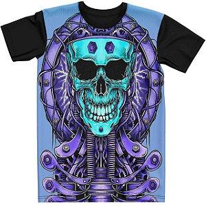 Stompy Camiseta Tattoo Tatuagem Skull Caveira 38