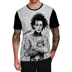 Stompy Camiseta Tattoo Tatuagem Skull Caveira 45
