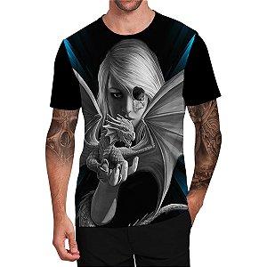 Stompy Camiseta Tattoo Tatuagem Skull Caveira 79