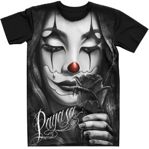Stompy Camiseta Tattoo Tatuagem Skull Caveira 105