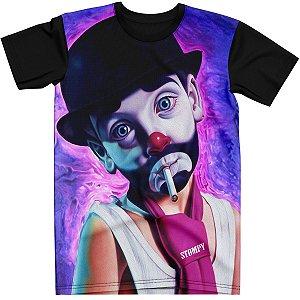 Stompy Camiseta Estampada Exclusiva 45