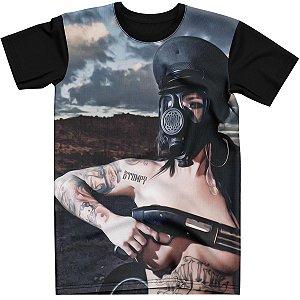 Stompy Camiseta Estampada Exclusiva 59