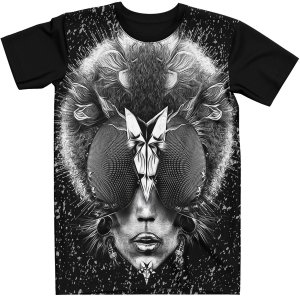 Stompy Camiseta Estampada Exclusiva 123