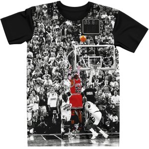 Stompy Camiseta Estampada Exclusiva 131