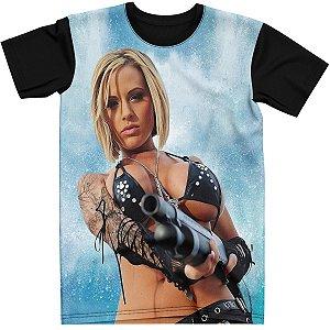 Stompy Camiseta Estampada Exclusiva 135