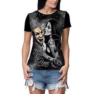 Camiseta Stompy Feminina Estampada