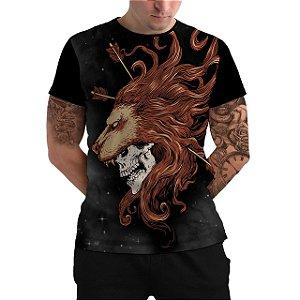 Stompy Camiseta Estampada Wolfskull