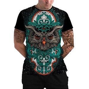 Stompy Camiseta Estampada Psy Owl