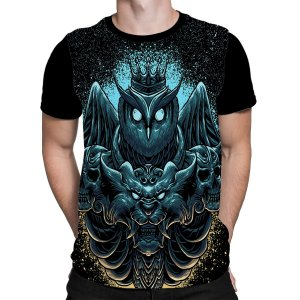 Stompy Camiseta Owl King