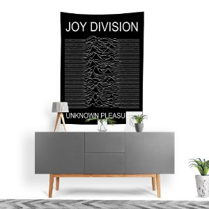 Stompy Tecido Decorativo Tactel Joy Division