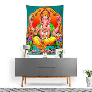 Stompy Tecido Decorativo Tactel Ganesha