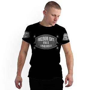 Stompy Camiseta Full Print Military Veterans