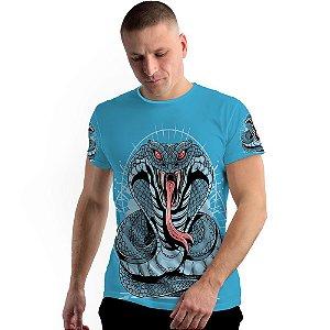 Stompy Camiseta Full Print King Cobra