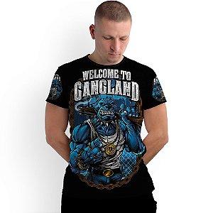 Stompy Camiseta Full Print Pitbull Gangland