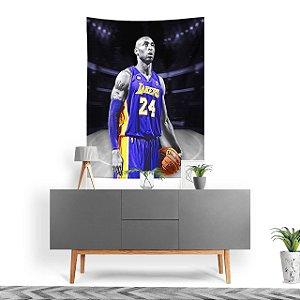 Stompy Tecido Decorativo Tactel Kobe Bryant