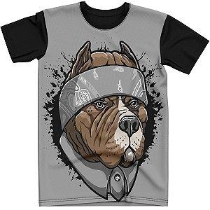Stompy Camiseta Gangsta Dog