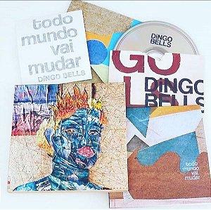 """1.4  CD """"Todo Mundo Vai Mudar"""""""