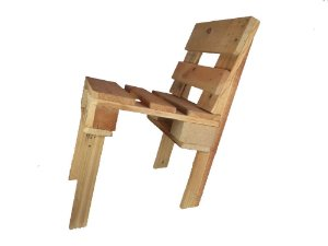 Cadeira EURO - Reclinada