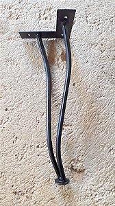 4 Hairpin Legs Coloniais com 30cm de altura