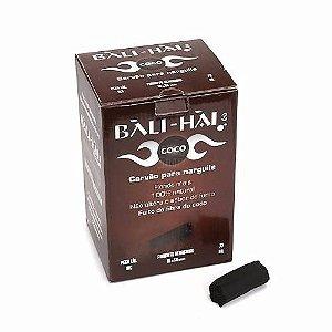 Carvão Para Narguile Bali Hai Coco Hexagonal Cx 72 - 1kg