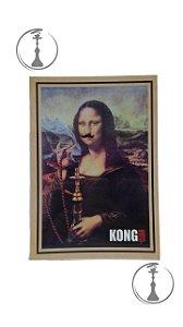 Placa Kong Clean- Monalisa