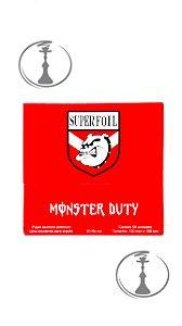 Alumínio SUPER FOIL - MONSTER DUTY (50 folhas)